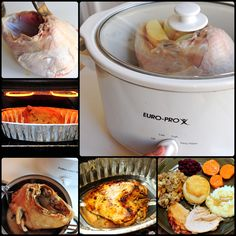 Make Turkey Breasts in a Crockpot! Thanksgiving Tricks, from wikiHow.com