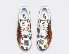 Nike Air Max Thea Liberty || omg gorgeous