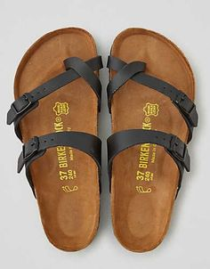 Cork. A buckle or two. That's the original Birkenstock. Made in Germany since 1774.