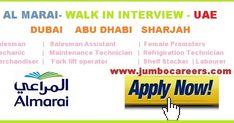 7 Best Latest Al MARAI Job Openings in UAE 2019 - Urgent