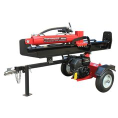 You can buy log splitter from us at a reasonable price that takes the pressure off your back and offers improved safety as well.