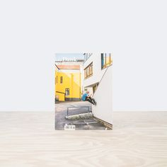 A magazine about skateboarding and lifestyle created by guys from Norway. This international version is written in Norwegian, with English translations of all articles.The publication is 112 pages and perfect bound.