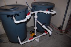 Salt Water Mixing Stations Let's See Them - Page 9 - Reef Central Online Community