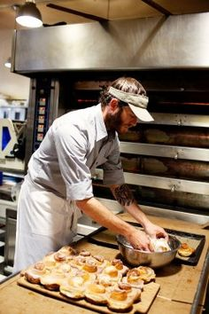 Tartine Bakery « the selby: Chad Robertson