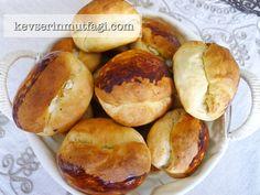 Muhtesem oldu! ----- Peynirli Pastane Poğaçası Tarifi - Kevser'in Mutfağı -