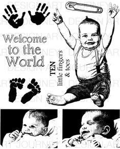 Baby Tim Holtz, Tile Art, Book Art, Journey, Printables, Cards, Movie Posters, Baby Kids, Stamps