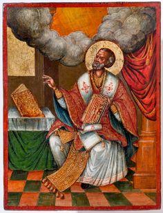 Orthodox Icons, Painting, Art, Saints, Art Background, Painting Art, Kunst, Paintings, Performing Arts