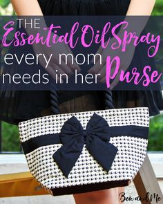 I made this essential oil spray to take with me on a recent trip to Florida. You won't believe all the uses I found for it!