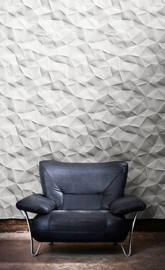 99 Inspiring Modern Wall Texture Design for Home Interior Wall Texture Design, Wall Design, House Design, Loft Design, Modern Design, Textures Murales, 3d Wandplatten, Panneau Mural 3d, 3d Wall Panels
