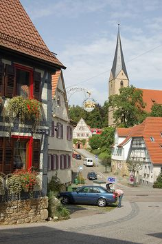 Marbach ~ Baden-Württemberg ~ Germany
