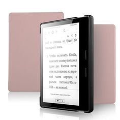 From 8.95 All-new Kindle Oasis Case - Ivso Slim Smart Cover Case For Amazon All-new Kindle Oasis 7 Inch (9th Generation  2017 Release) (rose Gold) Kindle Oasis, Video Card, Usb, Rose Gold, Slim, Amazon, Cover, Amazons, Riding Habit