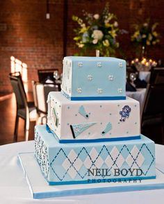UNC groom's cake for wedding rehearsal dinner. UNC weddings.  Sugarland Bakery | Raleigh, NC Weddings