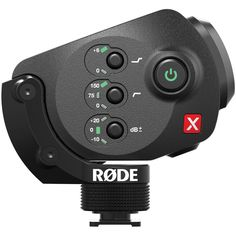 Rode Stereo VideoMic X for DSLRs and Video Cameras | eBay