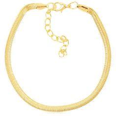 Sapore Di Sale - Gold or Silver Anklet
