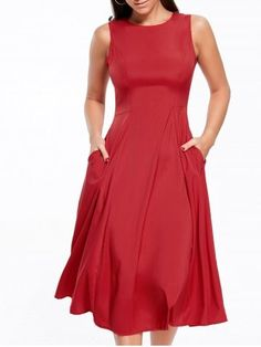 GET $50 NOW   Join RoseGal: Get YOUR $50 NOW!https://www.rosegal.com/casual-dresses/a-line-sleeveless-semi-formal-1273502.html?seid=4695937rg1273502
