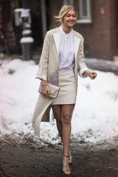 Gigi Hadid Style Evolution In Pictures | British Vogue