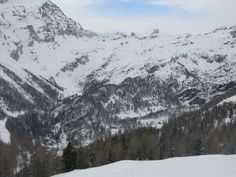 A new lift is planned here to link Champoluc with Cervinia and then on to Zermatt.