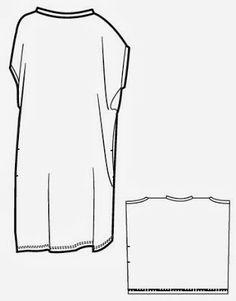 Another brilliant construction technique for nuno-felt garments