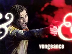 William Shakespeare's Romeo and Juliet (1996) - VENGEANCE - 11 x 14 Movie Poster - Style H