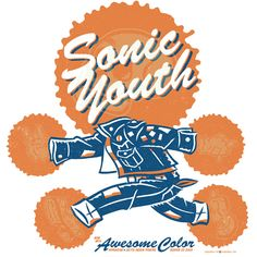 Sonic Youth / Awesome Color