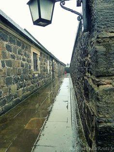 Une journée plongée dans l'histoire écossaise, au château de Stirling. #Écosse