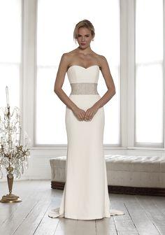 Joelle belt Jessica Sassi Holford gown
