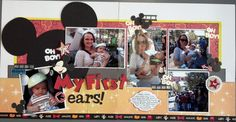 Oh Boy! My First Ears! - Scrapbook.com