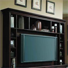 tv's seem to need space around them to look ok Fish Tanks, Bookcases, Liquor Cabinet, Space, Storage, Furniture, Ideas, Home Decor, Floor Space