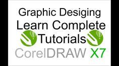 Corel Draw X7 Tutorials Complete Training Course Part 15 - Interactive