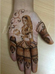 Omg how beautifully some one made this by using henna past I never seen something like this before 😱 so neat and fine art ❤️ Baby Mehndi Design, Stylish Mehndi Designs, Mehndi Design Pictures, Wedding Mehndi Designs, Unique Mehndi Designs, Beautiful Mehndi Design, Latest Mehndi Designs, Mehndi Designs For Hands, Mehndi Images