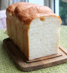 Honey Bee Sweets: White Loaf Bread
