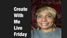 Create Jewelry With Me 1/22/21 Diy Jewelry Videos, Diy Videos, Create