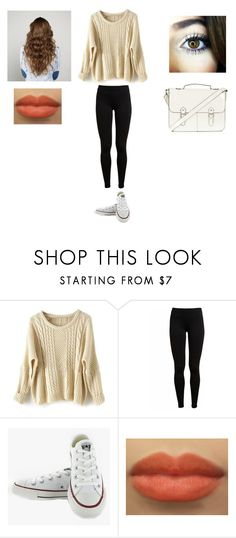 """It's just one of those daze.."" by clothesfrompoly ❤ liked on Polyvore featuring Vince, Converse and Topshop"