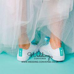 5852dfcac76b 9 excelentes imágenes de Converse for wedding ❤
