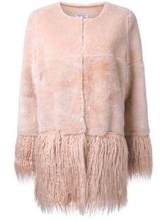 пальто из овчины 'Porgie'