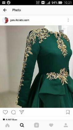 Gonul kolat dress