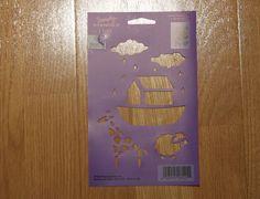 Plaid Simply Stencils Noah's Ark 28121   eBay