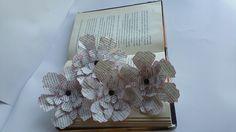 Book Art. DIY. Handmade. Libros de Artista. Libro artístico. Libro modificado. Libro intervenido..  Book Folding