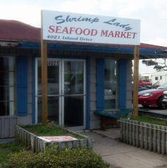 Topsail Island - Shrimp Lady Seafood