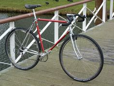 ALAN Alu Cross cyclocross CX bike by quality_vintage_bikes, via Flickr... placer visual