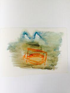 joseph beuys watercolors