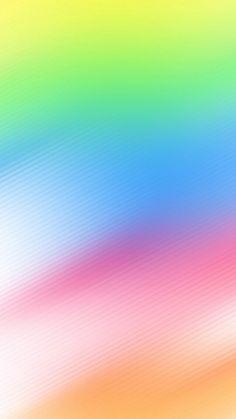 Color - Spectrum - iOS 8 Wallpaper