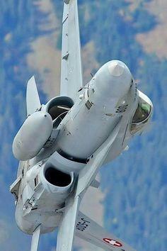 Swiss F/A-18.