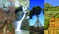 Les 10 millors excursions per fer a la primavera al Vallès Occidental Waterfall, Outdoor, Serif, Spring, Exit Room, Outdoors, Waterfalls, Outdoor Games, The Great Outdoors