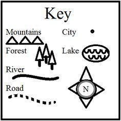 Classroom Freebies Too: Make a Map of the Setting -- a Printable Map Key Teaching Map Skills, Teaching Maps, Primary Teaching, Study Skills, Project Based Learning, Teaching Geography, Make A Map, Create A Map, Kindergarten Anchor Charts