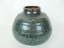 Accolay Art Pottery Vase WWW.JJAMESAUCTIONS.COM