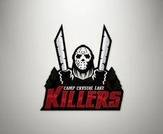 Geeky Jerseys - Popular Culture Hockey Logos Vol 2 on Behance
