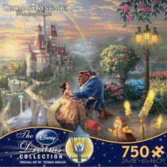 Thomas Kinkade The Disney Dreams Collection: Beauty and T...