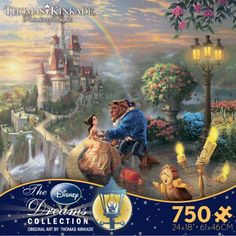 Thomas Kinkade The Disney Dreams Collection: Beauty and The Beast Falling in Love Puzzle Ceaco,http://www.amazon.com/dp/B00D2SB2RW/ref=cm_sw_r_pi_dp_x6HYsb1QVSMJJ01V