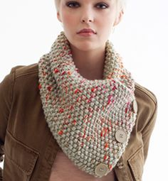 modele tricot femme bouton d'or